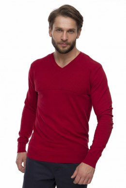 SWETER MĘSKI W15 #69416 RED