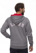 BLUZA MĘSKA BLL_W14_LEVEL_GREY